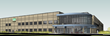 An architect's rendering of the new headquarters facilities of Fuchs North America.  The company will move to the new 21-acre corporate campus late 2016.
