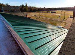 Garland Canada's New Metal Roof System Leads the Industry in Wind Uplift Performance