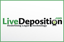 LiveDeposition - Remote Deposition Solutions
