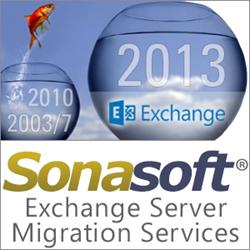 SonaMigration Microsoft Exchange Server 2013 Migration Services