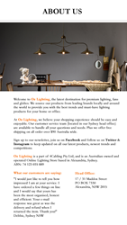 4Cabling Pty Ltd Acquires e-Commerce Business OzLighting Pty Ltd
