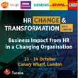 Tucana's HR Change & Transformation 2015 Event Focuses on HR Creating Business Impact