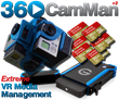 Introducing 360CamMan V2 - The Leading Software Solution for Virtual Reality Media Management