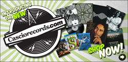 Shop Cascio Records at casciorecords.com