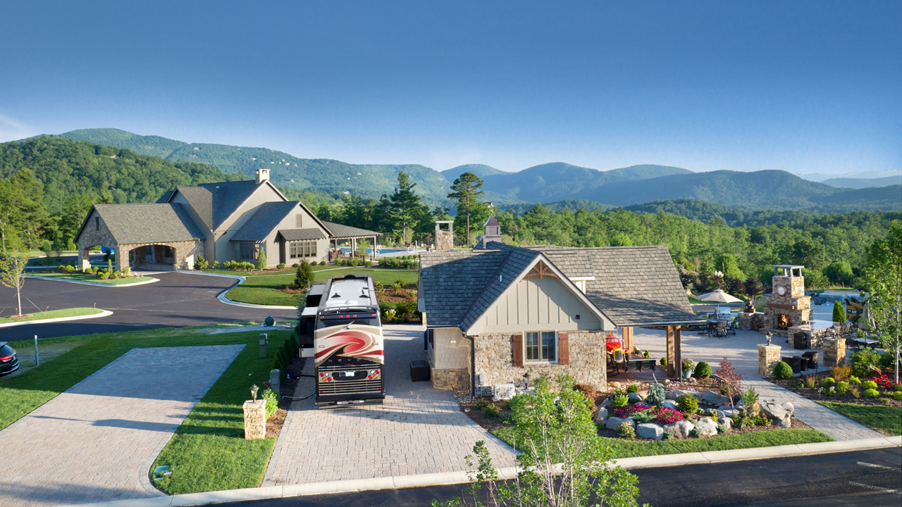 mountain falls luxury motorcoach resort is experiencing high guest