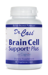 Brain Health Support Plus with Cognizin