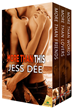 Samhain Publishing announces three-book digital boxed set for author Jess Dee