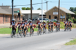 "The 2015 Remember the Removal cyclists led by Eastern Band of Cherokee Indians citizen Kevin Tafoya and Cherokee Nation citizen Charles ""Billy"" Flint returned to Tahlequah Thursday."