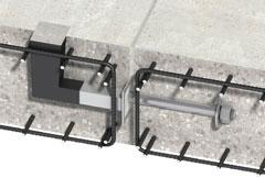 concrete construction components