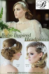 Boho Inspired Sass B Headpieces