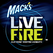 McKeon Products, Inc. Launches Mack's® LiveFire™ Electronic Shooting Earmuffs