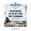 Silvercar In Partnership With Chelsea Hotels Introduces The Easy Way Out