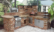 Elite Outdoor Kitchens Helps Homeowners Turn Up Heat on Orlando Home...