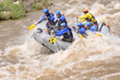 Colorado Whitewater Rafting Company Navigates Historic Waters on the...