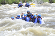 Colorado whitewater rafting on the Arkansas River.