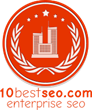 New Best Enterprise SEO Agency Awards Announced for May 2016 by 10 Best SEO