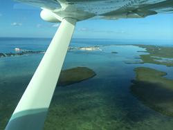 Tropic Ocean Airways flight to Bimini