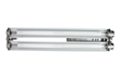Four Foot, Two Lamp Integrated LED Light Fixture for Hazardous Locations