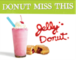 Shake Things Up: MOOYAH Offers Jelly Donut Milkshake for Limited Time