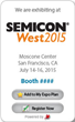 SEMI Offers a2z-powered eBooth Promotion Widget to Increase Exhibitor...