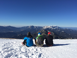 Halsbury Ski Rep and Students