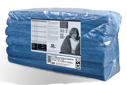 acoustic insulation sound attenuation cotton denim insulation recycled fiberglass foam