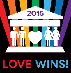 Love Wins in West Hollywood on Supreme Court Decision Day