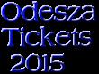 Odesza Tickets in Seattle, Boston, New York, Portland, Austin, Winnipeg, Philadelphia, Richmond, Washington DC and Saskatoon