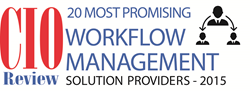 CIO Review 20 Most Promising Workflow Management Solution Providers