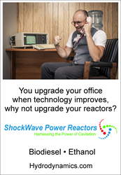 "HDI's new ""Upgrade Your Technology"" ad (Biofuel version)"
