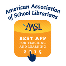 Buncee Wins AASL Award