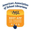 Buncee Named One Of The 2015 Best Apps By The American Association of School Librarians