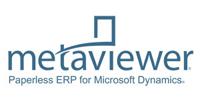 MetaViewer for Microsoft Dynamics logo