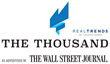 The Whissel Realty Team Named #1 Real Estate Team in San Diego County for Third Consecutive Year by Real Trends, as Advertised in The Wall Street Journal