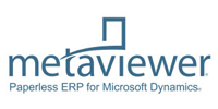 MetaViewer for Microsoft Dynamics logo