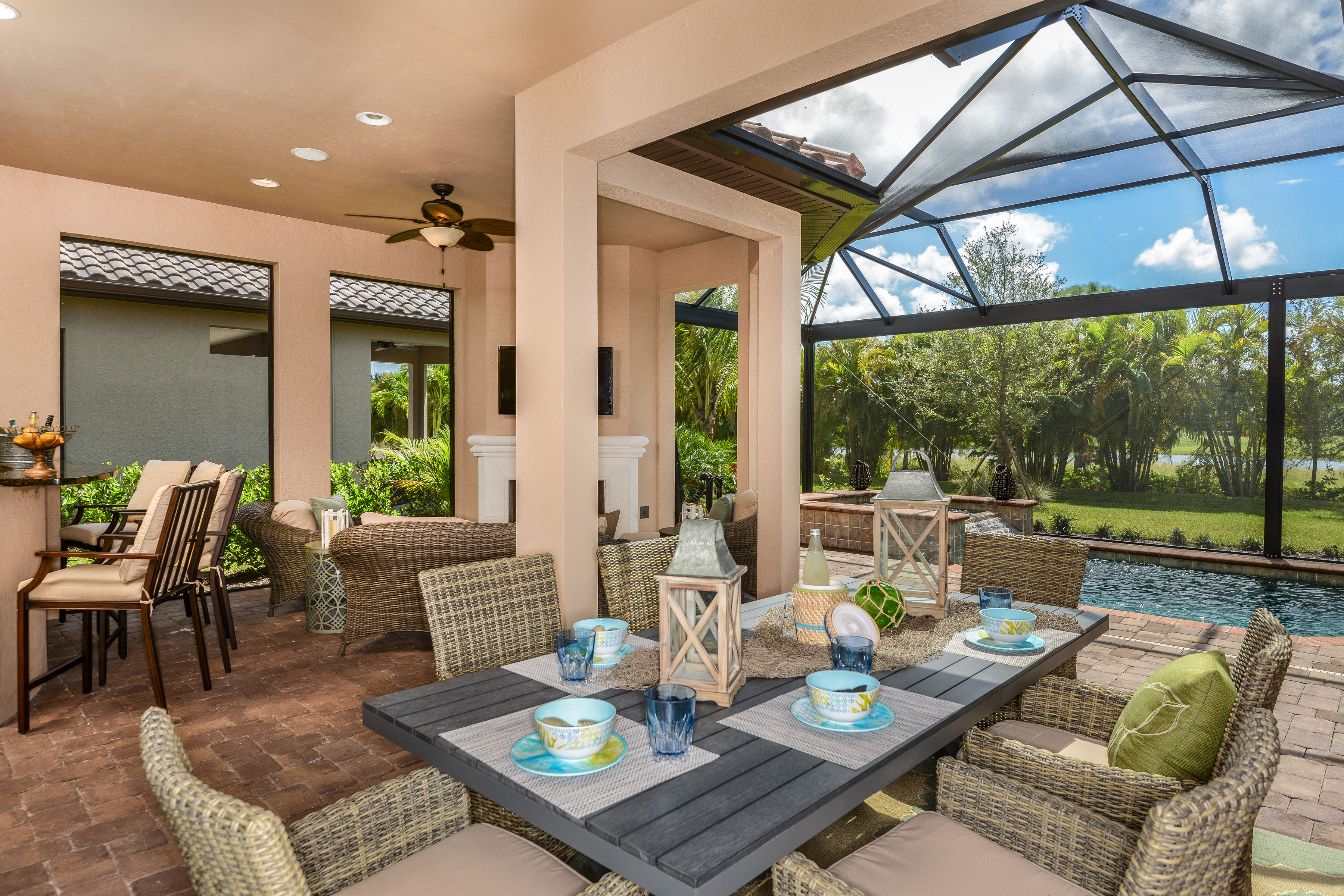 Fiddler S Creek Offers Fully Furnished Homes In Amador And