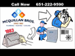 St Paul Plumbers at MCQ Plumbing Heating AC Announce New Water Heater Special for $75 Off