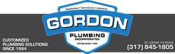 Indianapolis Plumbers at Gordon Plumbing
