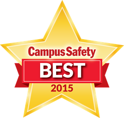 2015 Campus Safety Magazine BEST Award