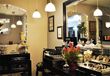 Ms. Sparky Electric, a San Diego Electrician, Designs and Installs Lighting for New Salon Location