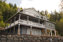 Sequim custom homes by award-winning home builder Estes Builders