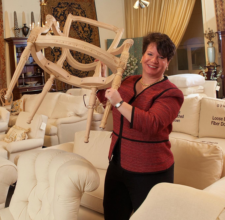 Susan Greenbaum GrossPresident / Partner, Greenbaum Interiors