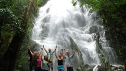 Baby Boomers Costa Rica Waterfall Adventure