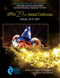 APNA 29th Annual Conference: Registration is Open!