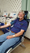 South Texas Blood & Tissue Center Donor, Fredericksburg Native Archie Klein Reaches 200th Donation, 25-Gallon Mark