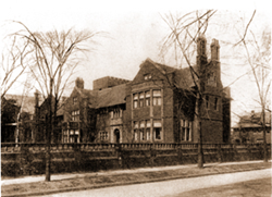 The Drury Mansion is one of four historic venues for The Cleveland Storyteller's Corporate Keynote Speaking Events