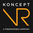 Koncept VR Joins Freedom360 to Provide Fully Integrated VR and 360...