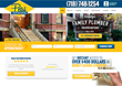 Brooklyn's Petri Plumbing Launches Optimized Website