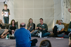PACT Institute founder,Dr. Stan Tatkin, will lead couples and singles in hands-on relationship workshop activities during his Wired for Relationship Retreat at Kripalu August 9 - 13.