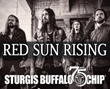 The Buffalo Chip's Free Pre-Rally Party includes a performance by Red Sun Rising on Friday, July 24.
